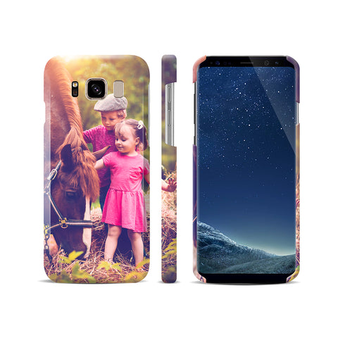 Samsung Galaxy S8 Plus - 3D Wrap Cover