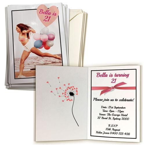 "4 x 6"" Greeting Card (20 pack)"