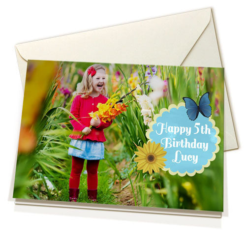 "4 x 6"" Greeting Card (Single)"