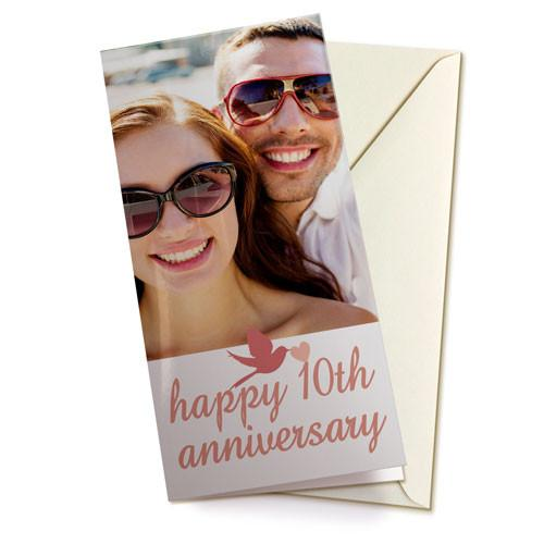 "4 x 8"" Greeting Card (Single)"