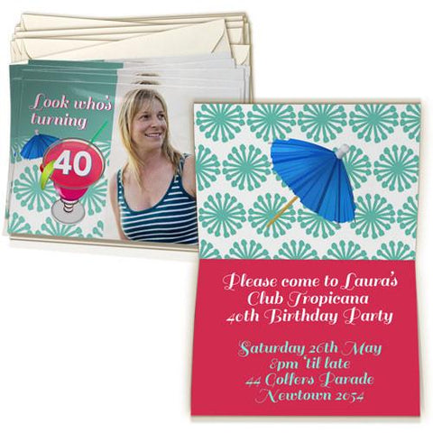 "5 x 7"" Greeting Card (20 pack)"