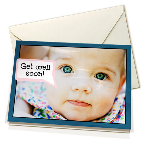"5 x 7"" Greeting Card (Single)"