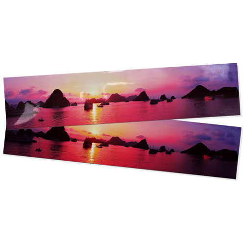 "8 x 36"" Digital Panoramic Photo Print"