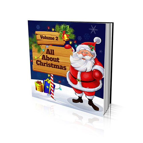 All About Christmas Volume II Soft Cover Story Book