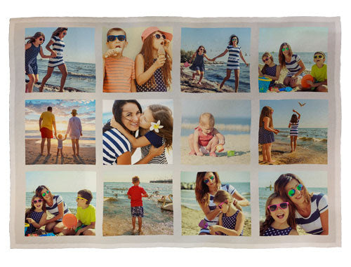 "Medium Fleece Blanket 110x150cm (45x60"")"