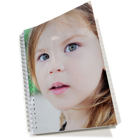 Spiral Notebook (Lined)
