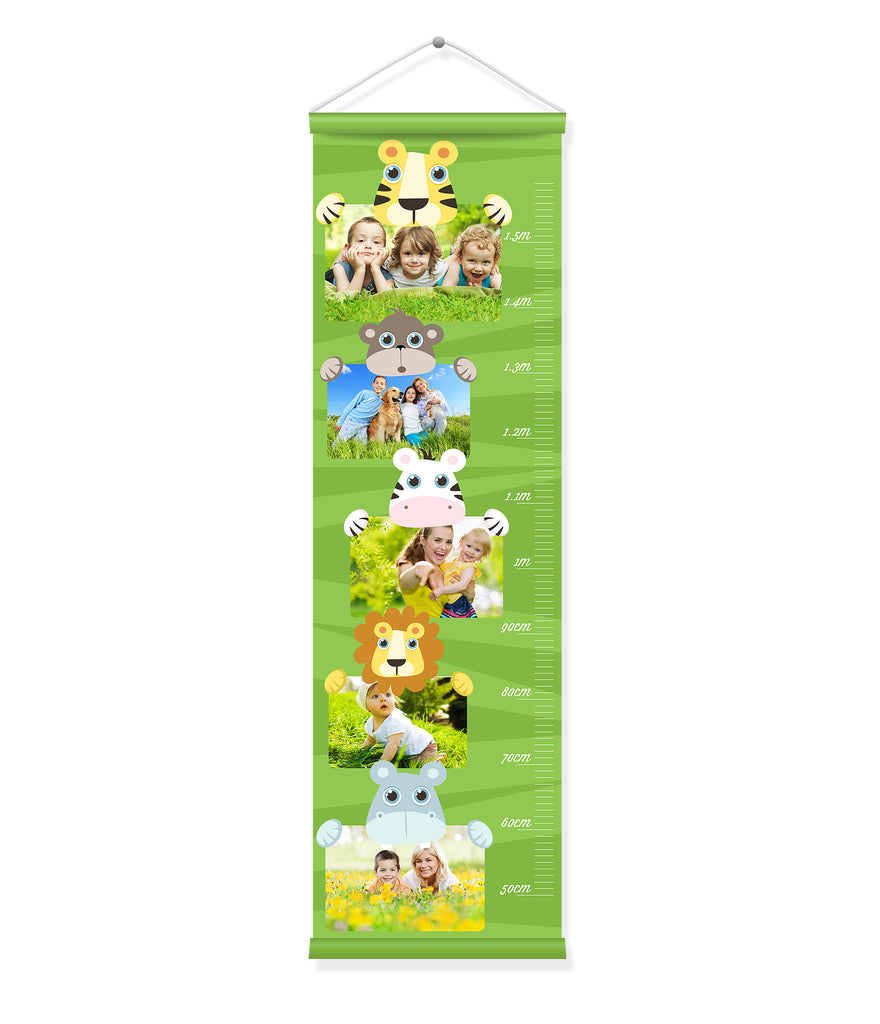 Canvas photo growth chart sticker pack harvey norman photos canvas photo growth chart sticker nvjuhfo Image collections