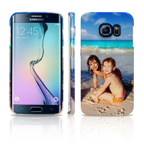 Samsung Galaxy S6 Edge - 3D Wrap Phone Cover