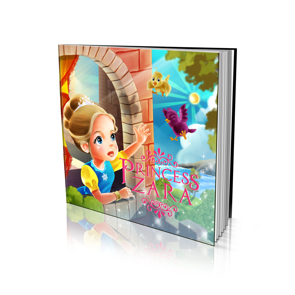Large Soft Cover Story Book - The Princess