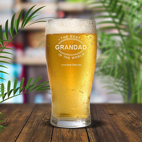 The Best Standard 425ml Beer Glass