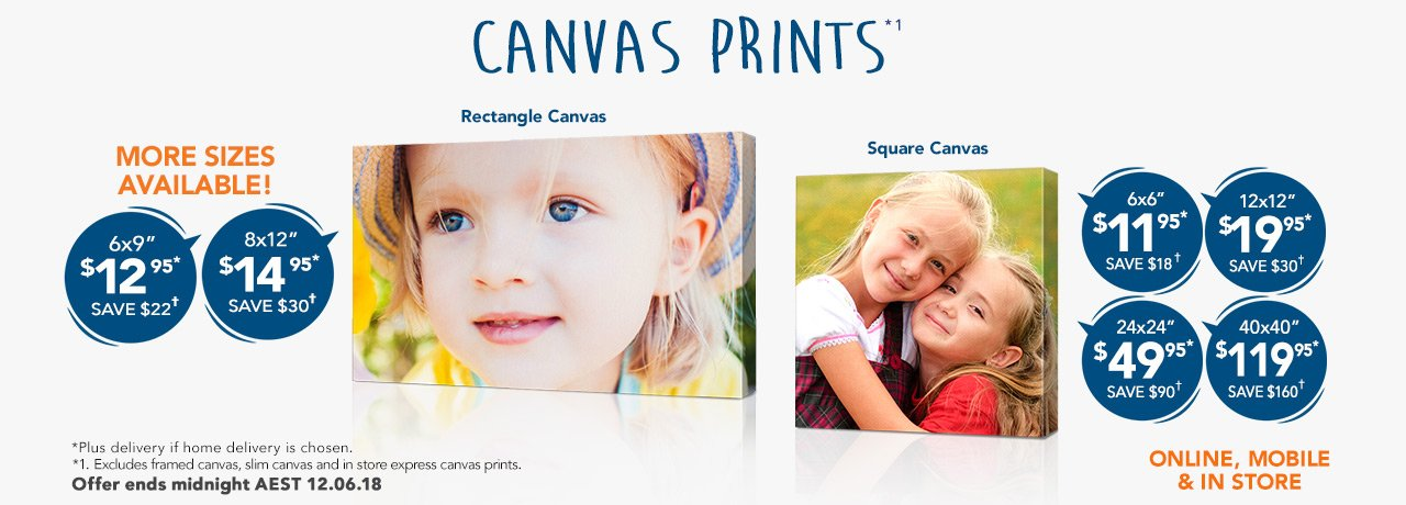 Canvas Offer - ends 05.12.17