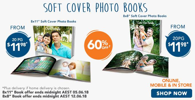 Home Photo Books offer - ends 27.02.18 & 6.03.18