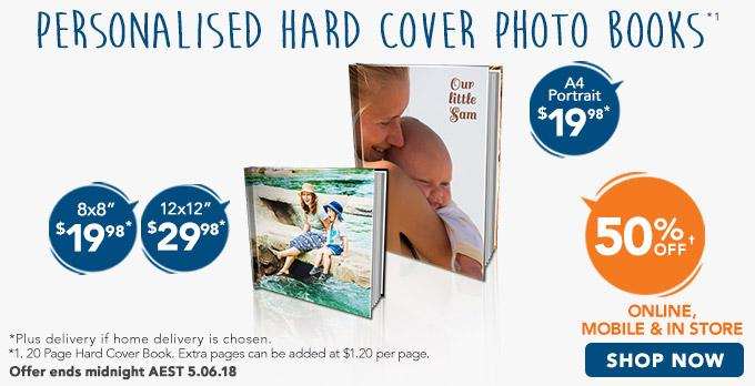 Home Photo Books offer - ends 27.02.18