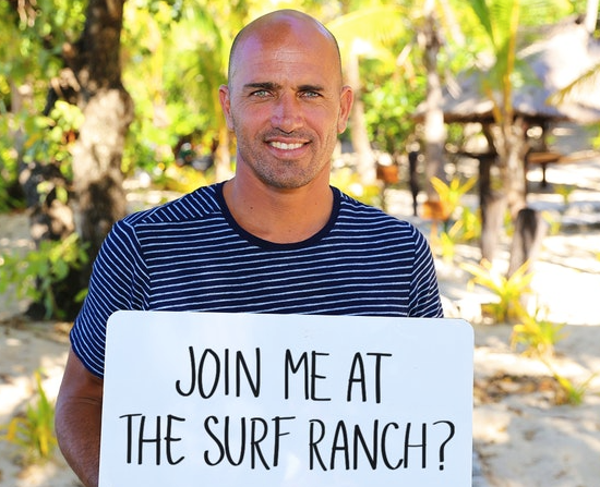 Kelly Slater's Surf Ranch Test Event