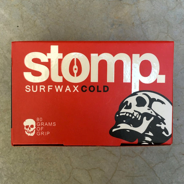 Stomp Wax   Cold
