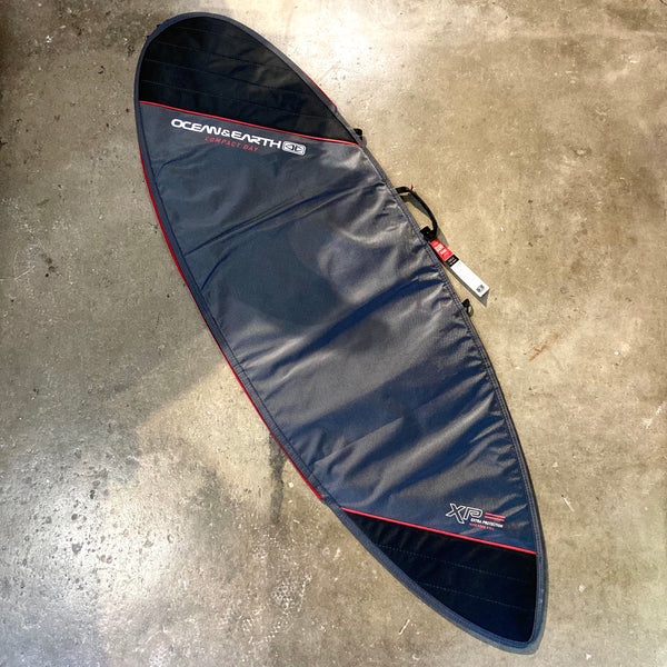 OCEAN&EARTH  COMPACT DAY SHORTBOARD COVER  7'0