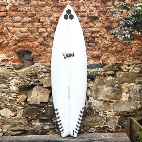 "CHANNEL ISLANDS - ROCKET WIDE   5'10""  20""  2 3/8""    33.5L FUTURES"