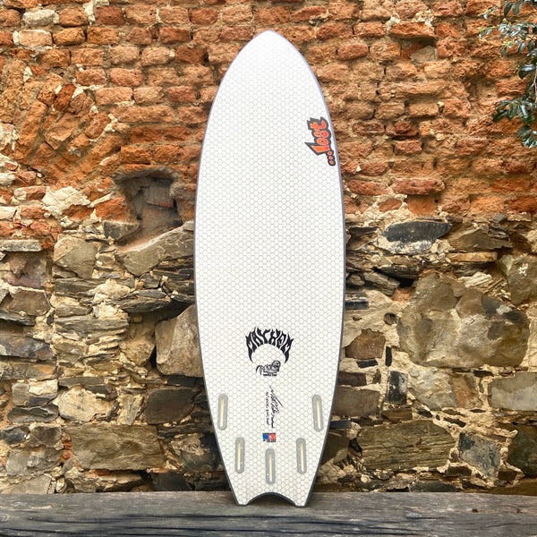 "LIBTECH x LOST  PUDDLE FISH  5'6"" x 20.75"" x 2.4""  31.0L"
