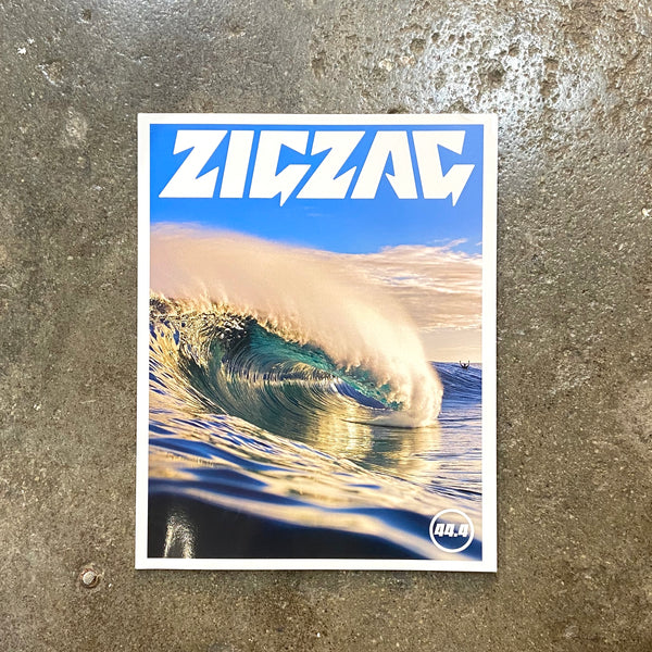 ZIGZAG   ISSUE  SPRING 2020
