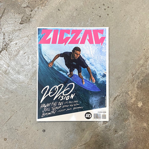 ZIGZAG   ISSUE  MARCH 2020