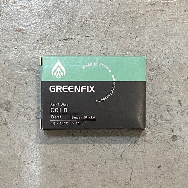 GREENFIX   SURF WAX COLD
