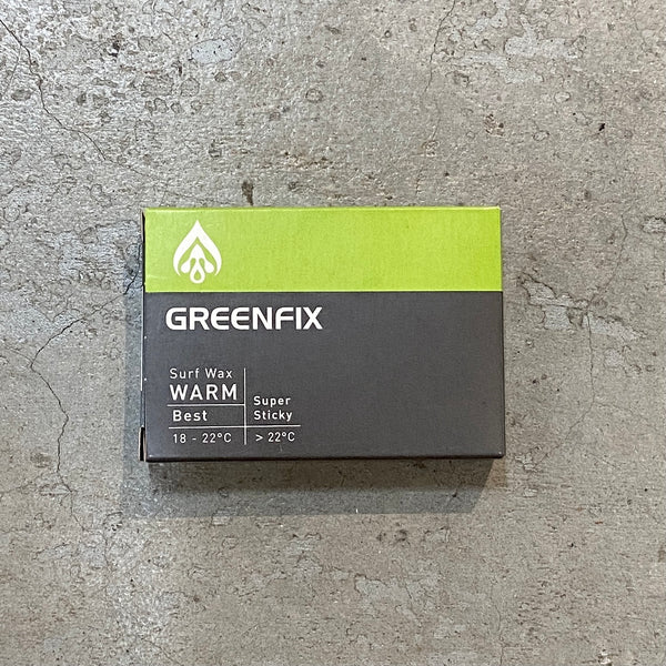 GREENFIX   SURF WAX WARM