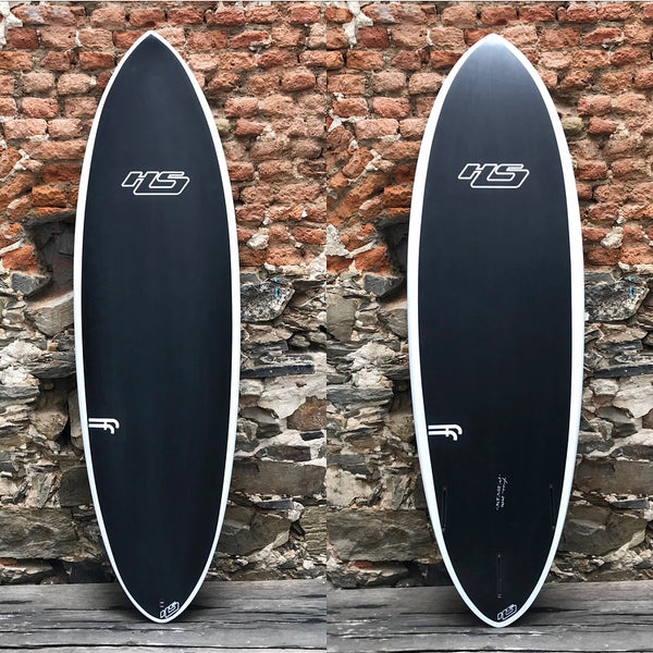 HAYDENSHAPES   HYPTO KRYPTO   5'10  x  20  1/4  x 2  5/8  FUTURES