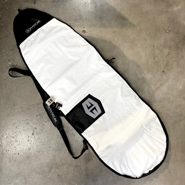 HURRICANE   FISH POLY COVER 5'9  WHITE