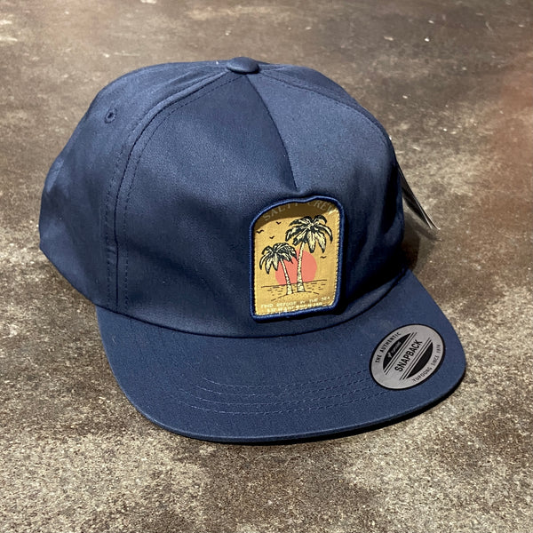 SALTY CREW   TWIN PALMS HAT