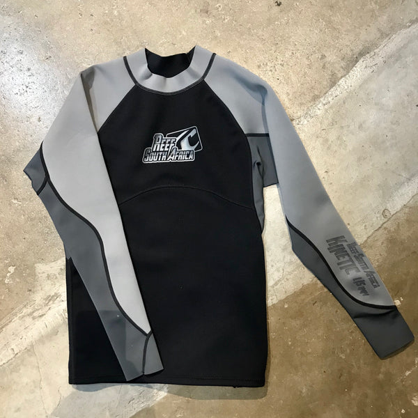 reef   KINETIC NEOPRENE LONG SLEEVE TOP