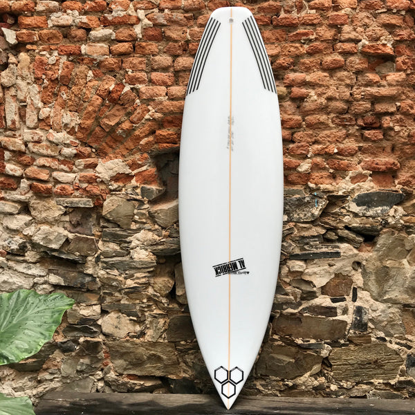 "CHANNEL ISLANDS - OG FLYER  6'1""  20'  2 5/8""  34,3L  FCS"
