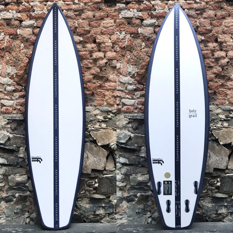 HAYDENSHAPES   HOLY GRAIL   6'3 x 20 3/4 x 2  3/4   36.94L