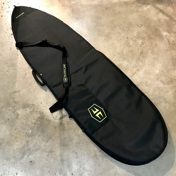 HURRICANE   SINGLE NYLON COVER 6'0  BLACK/GREEN