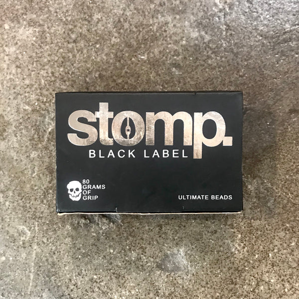 Stomp Wax Black Label