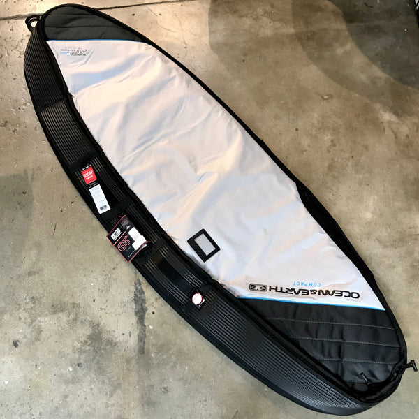 OCEAN&EARTH  TRIPLE SHORTBOARD COVER  6'4