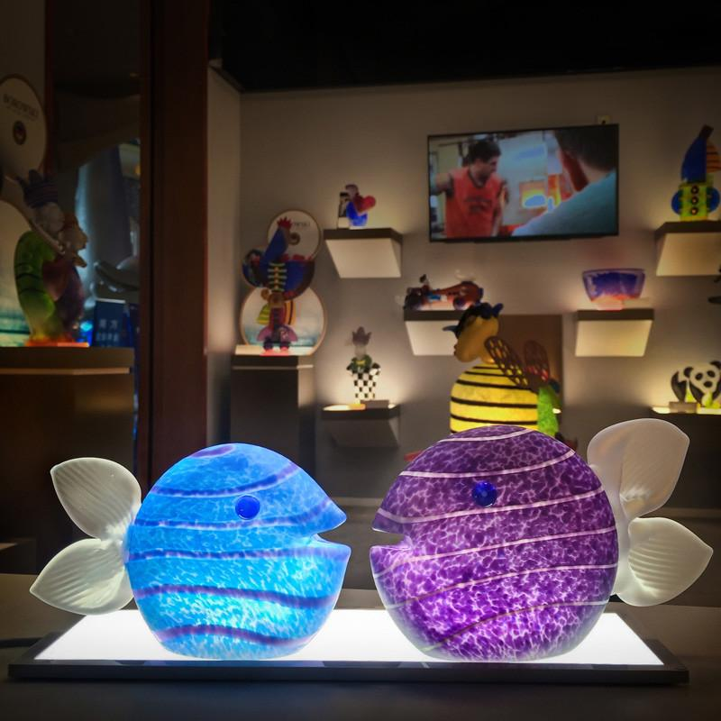 Platform LED, Accessories, [Borowski Art Glass in Asia]
