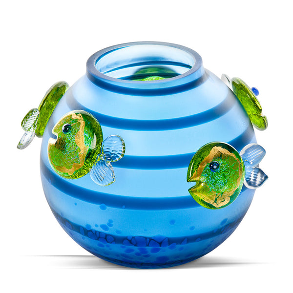 AQUA - Vase, Vase, [Borowski Art Glass in Asia]