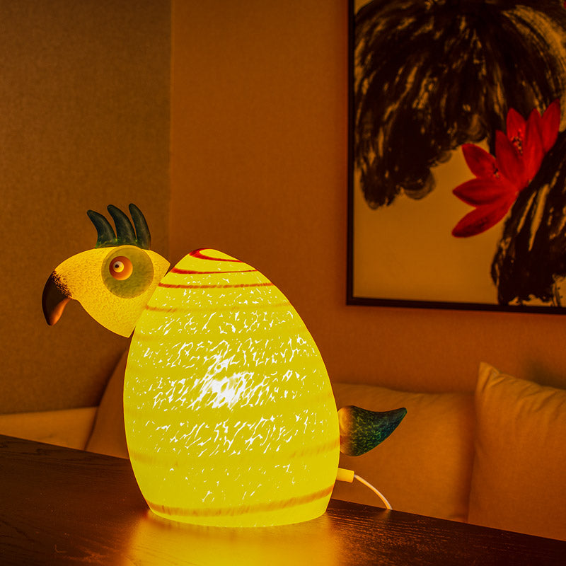 KAKADU - Table lamp, Table lamp, [Borowski Art Glass in Asia]