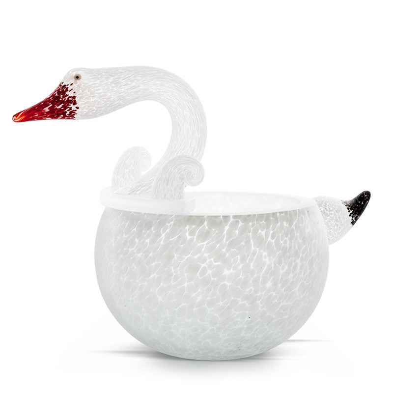 CYGNET - Bowl, Bowl, [Borowski Art Glass in Asia]