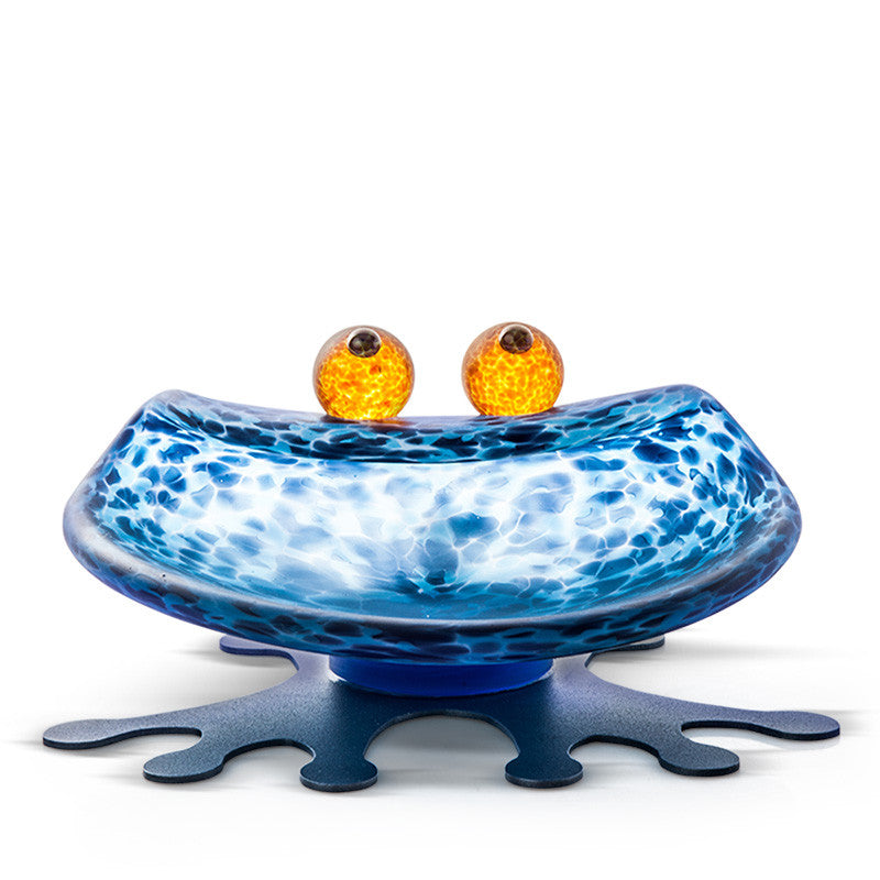 HOPPER - Bowl, Bowl, [Borowski Art Glass in Asia]
