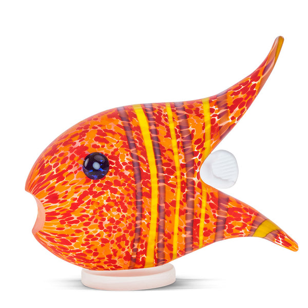 ANGELFISH SMALL - Paperweight, Paperweight, [Borowski Art Glass in Asia]