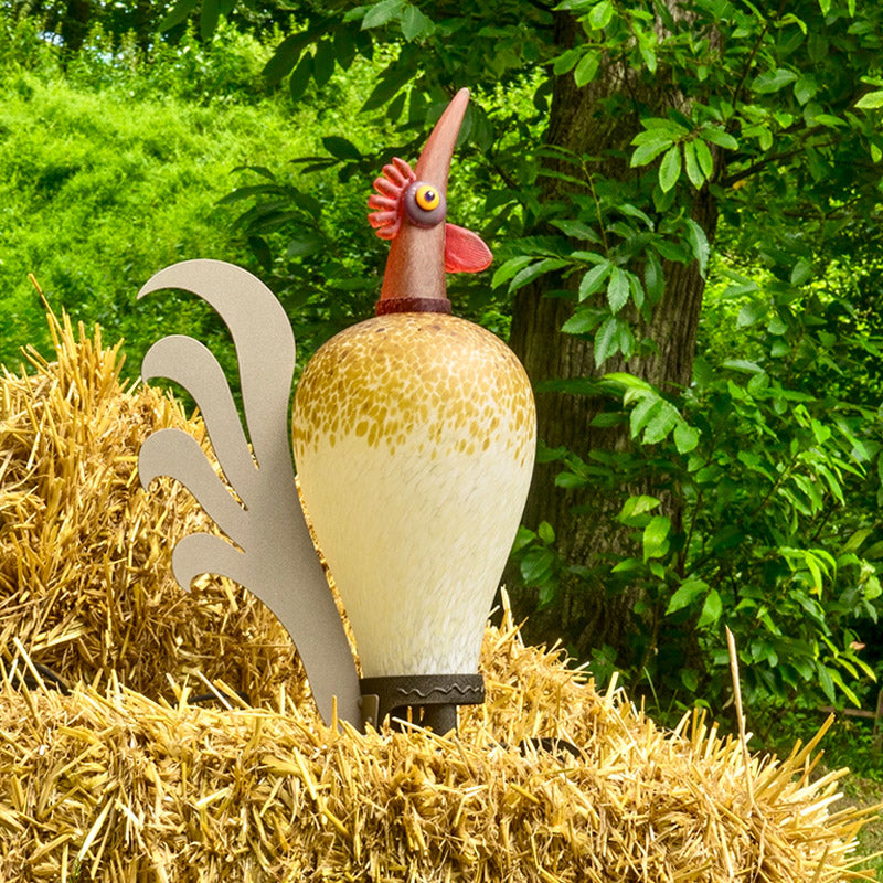 ROOSTER - Light object, Light object, [Borowski Art Glass in Asia]