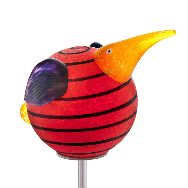 KIWI STICK - Outdoor object, Outdoor sculpture, [Borowski Art Glass in Asia]