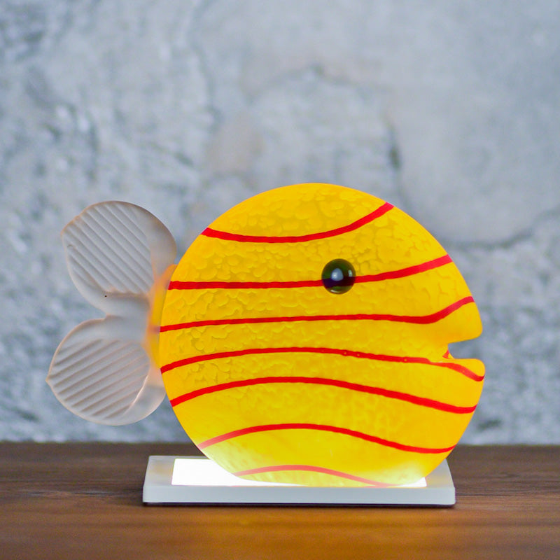 SNIPPY SMALL - Paperweight, Paperweight, [Borowski Art Glass in Asia]