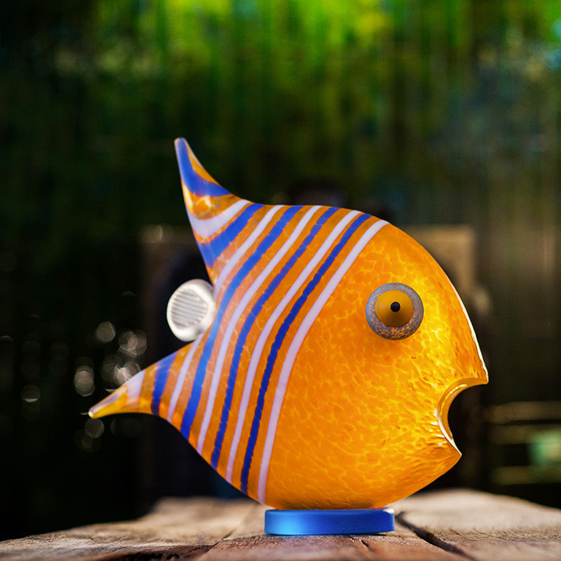 ANGELFISH QUEEN - Object, Object, [Borowski Art Glass in Asia]