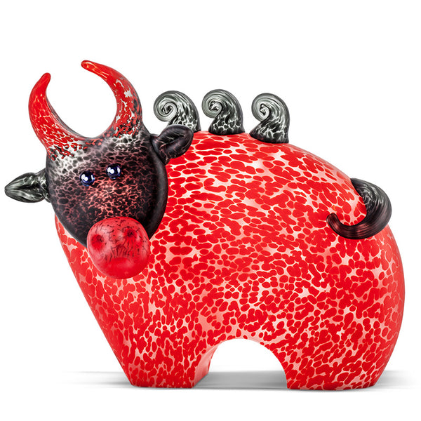TAURUS - Object, Object, [Borowski Art Glass in Asia]