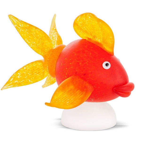 GOLDFISH QUEEN - Object, Object, [Borowski Art Glass in Asia]