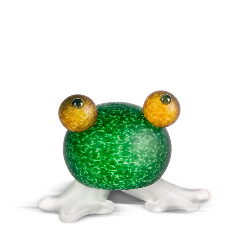 FROSCH - Paperweight, Paperweight, [Borowski Art Glass in Asia]