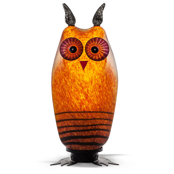TAWNY - Light object, Illuminated object, [Borowski Art Glass in Asia]