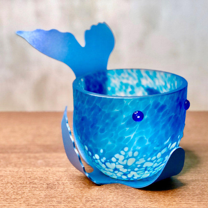 CHUBBY FELLOW - Bowl, Bowl, [Borowski Art Glass in Asia]